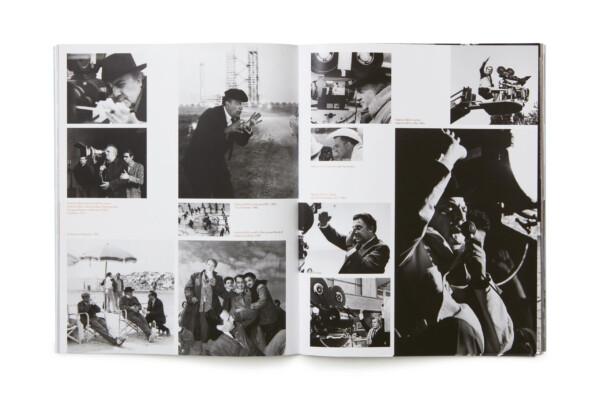 Fellini Sam Stourdzé Amsterdam EYE, 2013 Amsterdam University Press