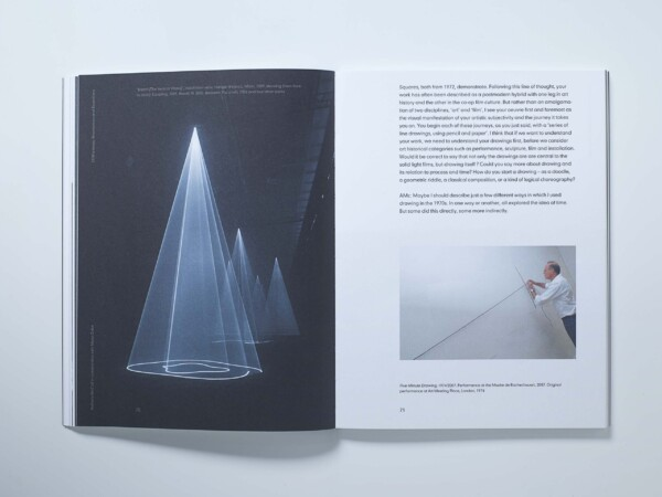 Anthony McCall - Face to Face