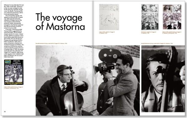 Fellini - The voyage of Mastorna