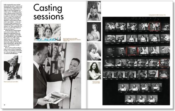 Fellini - Casting Sessions