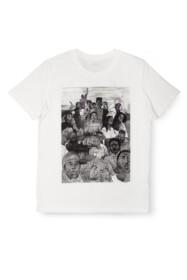 T-shirt brian Elstak wit