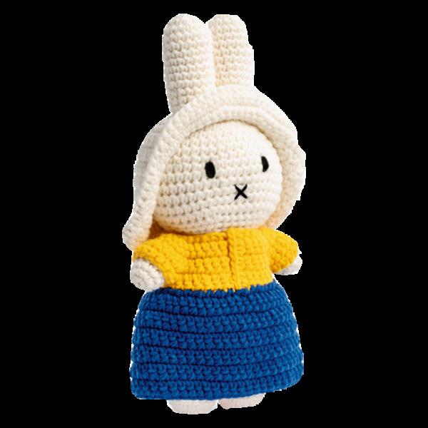 Miffy crochet Milkmaid