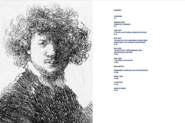 Rembrandt: Biography of a Rebel