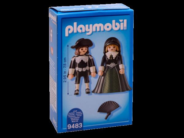 Playmobil I Marten & Oopjen by Rembrandt