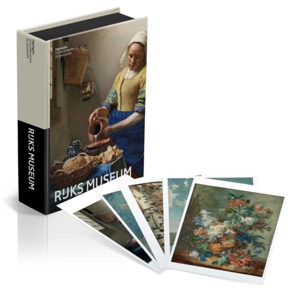 Rijksmuseum postcard box