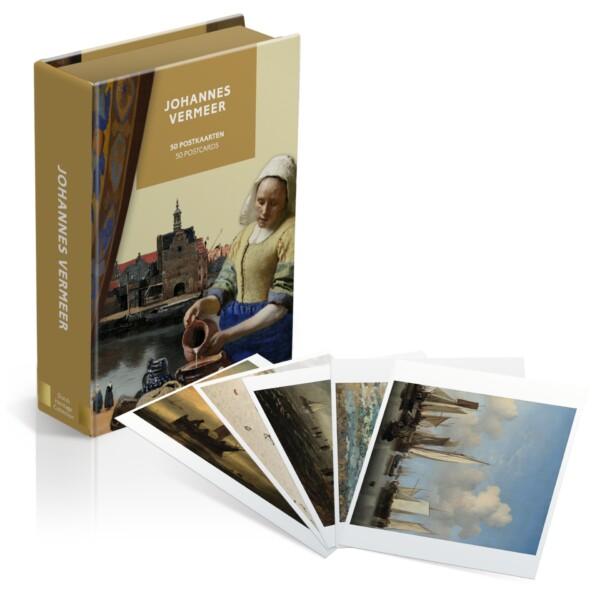 Johannes Vermeer Postkarten
