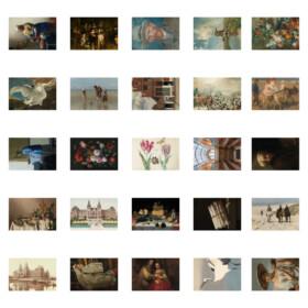 Rijksmuseum postcards