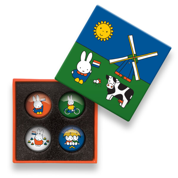 Miffy magnets