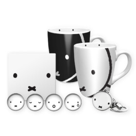 Miffy mugs, magnets and mugs
