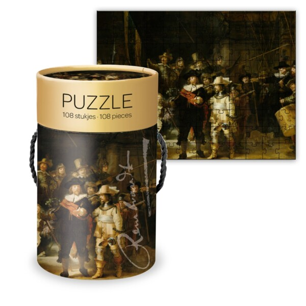 Nightwatch Puzzle