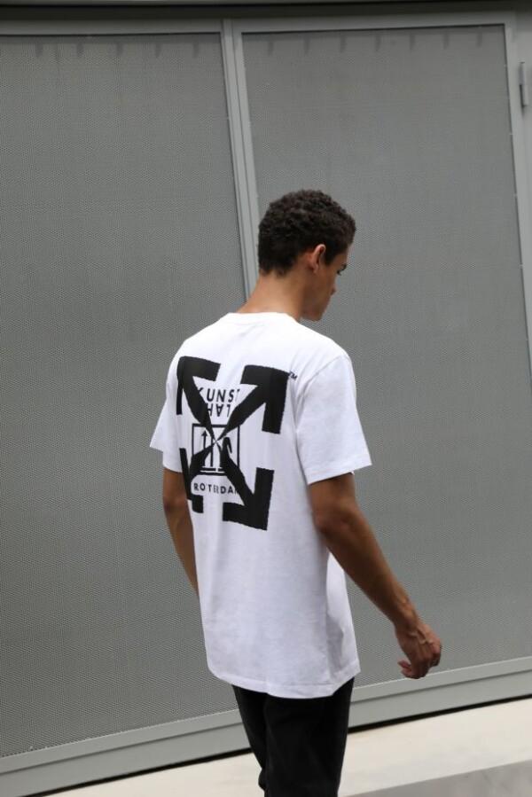 Kunsthal Rotterdam - Off-White T-shirt