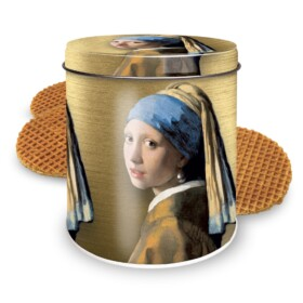 Girl with the Pearl Earring - Vermeer - Stroopwafels