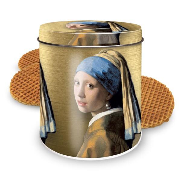 Girl with the Pearl Earring - Vermeer - Stroopwafels