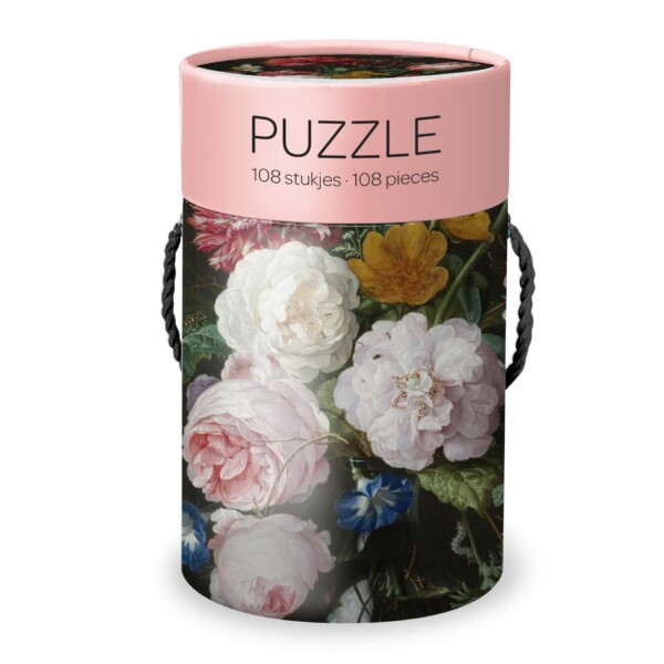 De heem floral puzzel