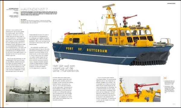 Hafenservice Hafen von Rotterdam