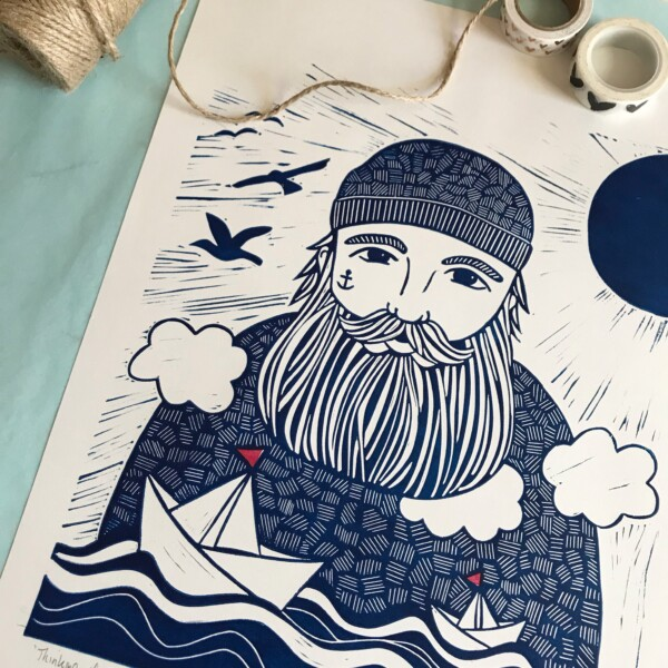 Thinking of the sea - Studio Totek