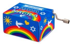 Muziekdoosje / Music Box Hava Nagila