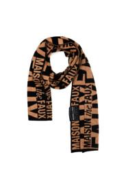 scarf maison the faux