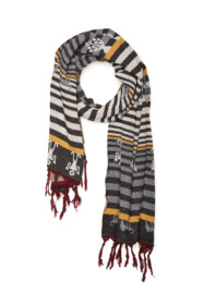sjaal indonesie