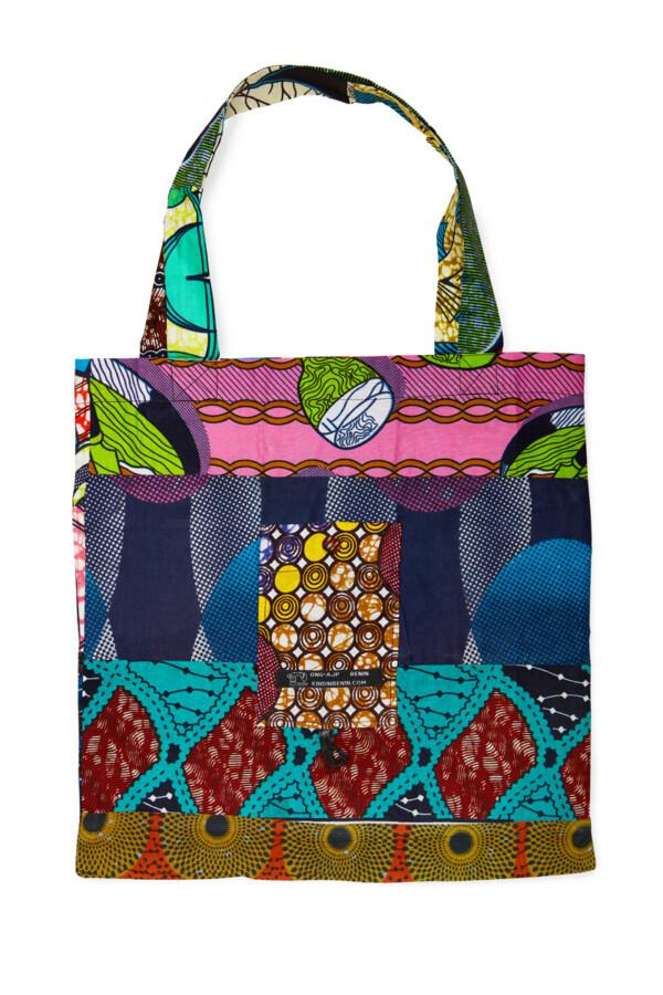 folding bag / opvouwbare tas