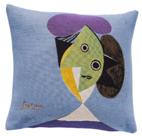 Pillow Buste the Femme Picasso
