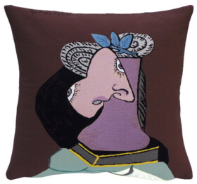 Pillowcase picasso pansu