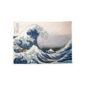 Wandteppich Great Wave