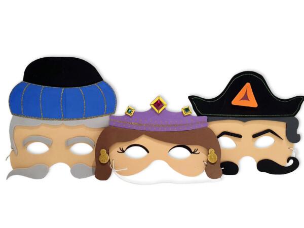Masks Purim