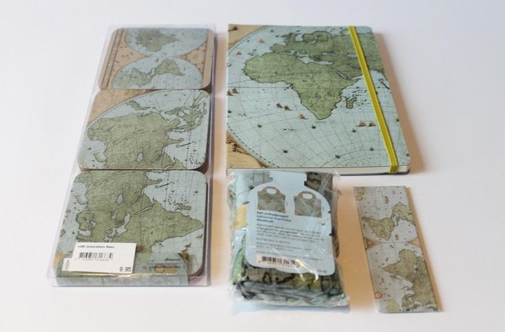 Giftset: Maps of Blaeu
