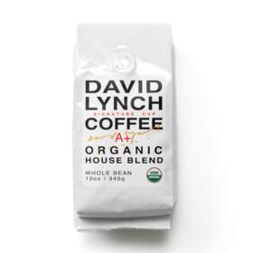 david lynch coffee / koffie