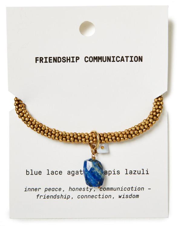 Armband NMVW- Friendship & Communication