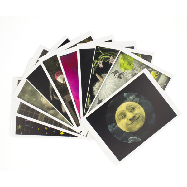 Fantasia of Color Postcard Set