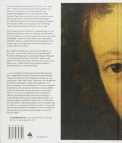 Dutch Masters from the Hermitage - Back cover
