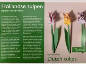 Piet design - Tulips