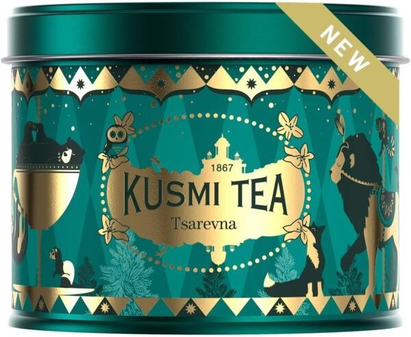 Tsarevna tea tin