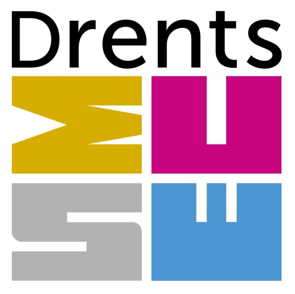 Logo - Drents Museum