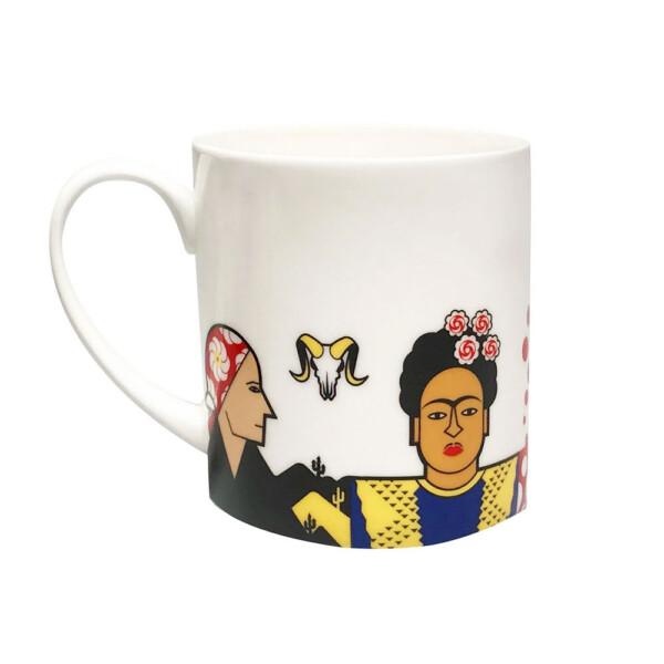 Mug Female Artists