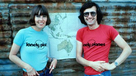 Tony and Maureen Wheeler