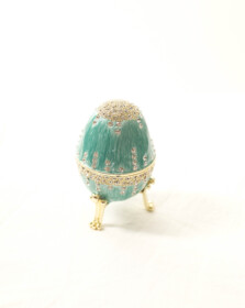 Hermitage Fauberge egg