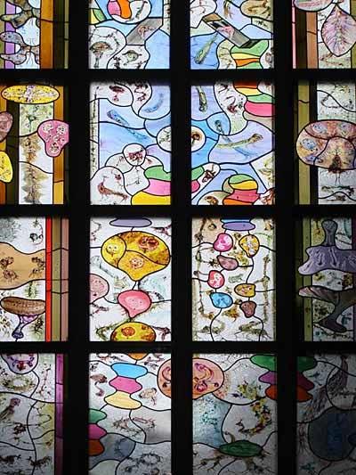 Stained glass - Mulders - De Nieuwe Kerk