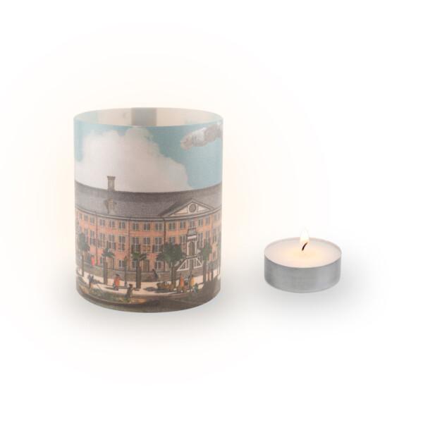 Kerzenschirme Hermitage Amsterdam