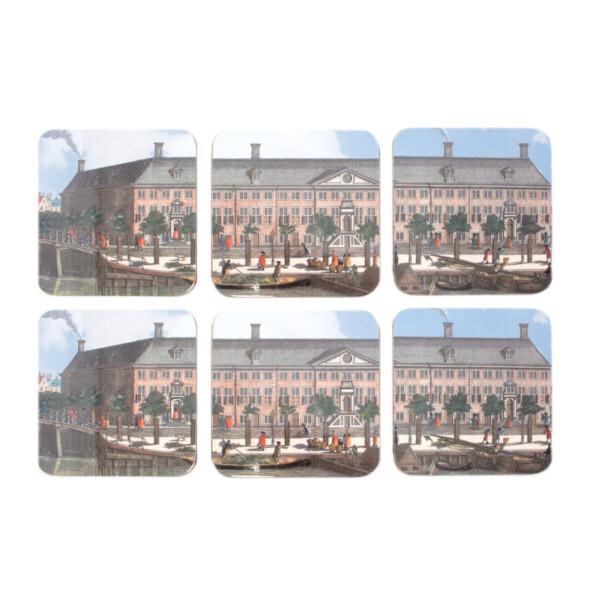 Untersetzer Hermitage Amsterdam