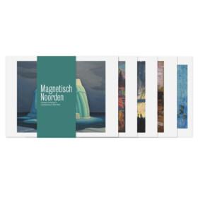 Postkarten Magnetisch Nord